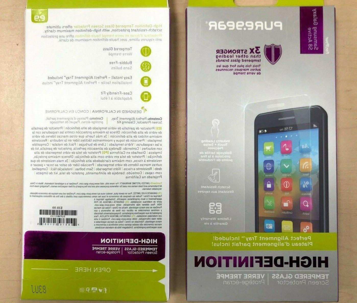 new high definition glass screen protector samsung