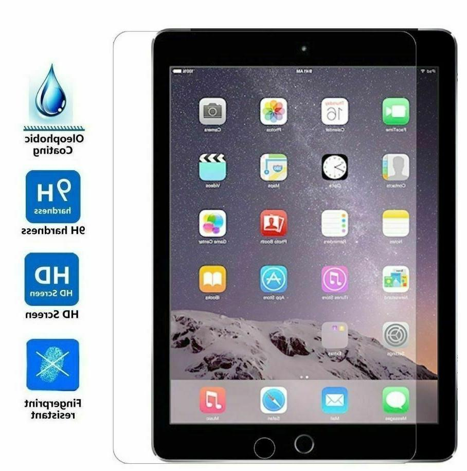 new tempered glass screen protector for ipad