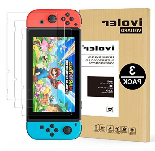 nintendo switch protector tempered glass