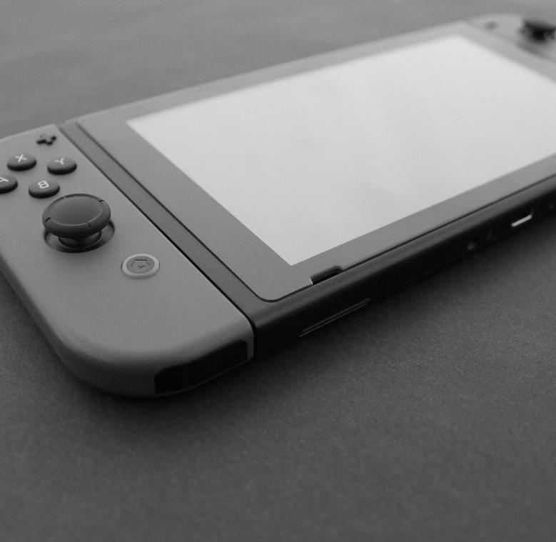 Nintendo Switch Tempered Screen - HD Clear