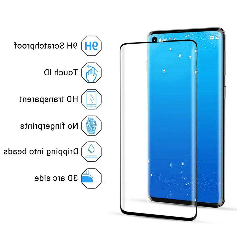NOTE Tempered Glass Screen Case Friendly Galaxy