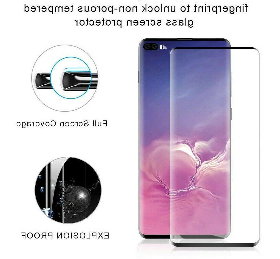 NOTE 10 / Tempered Glass Protector Case Galaxy