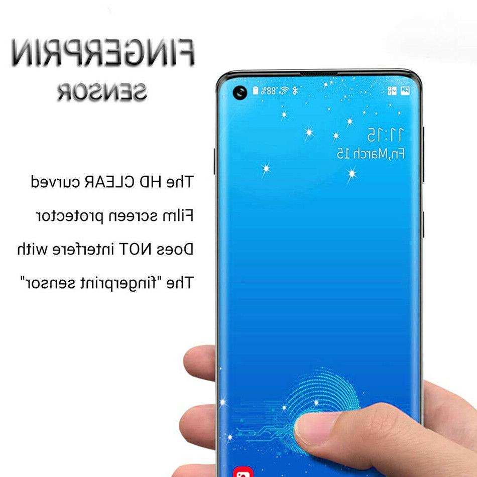 NOTE 10 / Tempered Screen Protector Case Friendly Galaxy