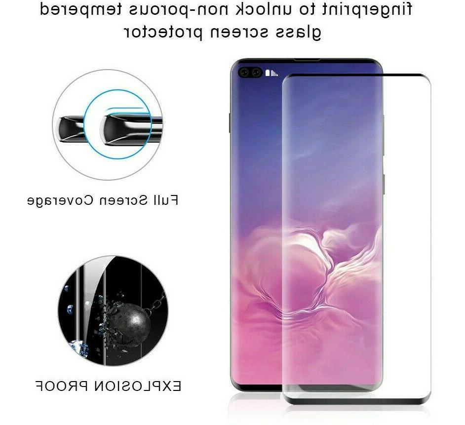 NOTE / Plus Tempered Case Friendly Galaxy