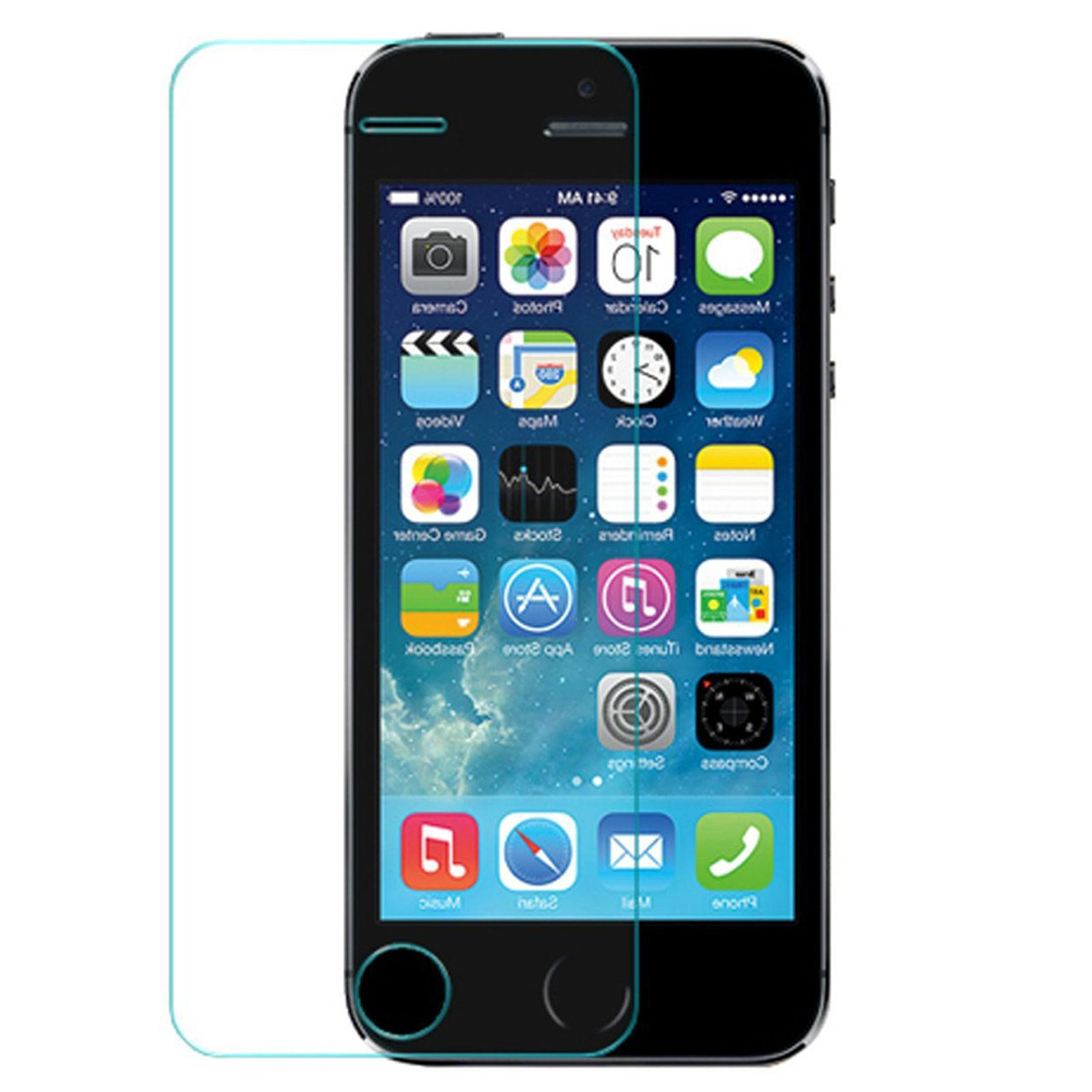 Premium Screen Protector Tempered Glass For 6 6s