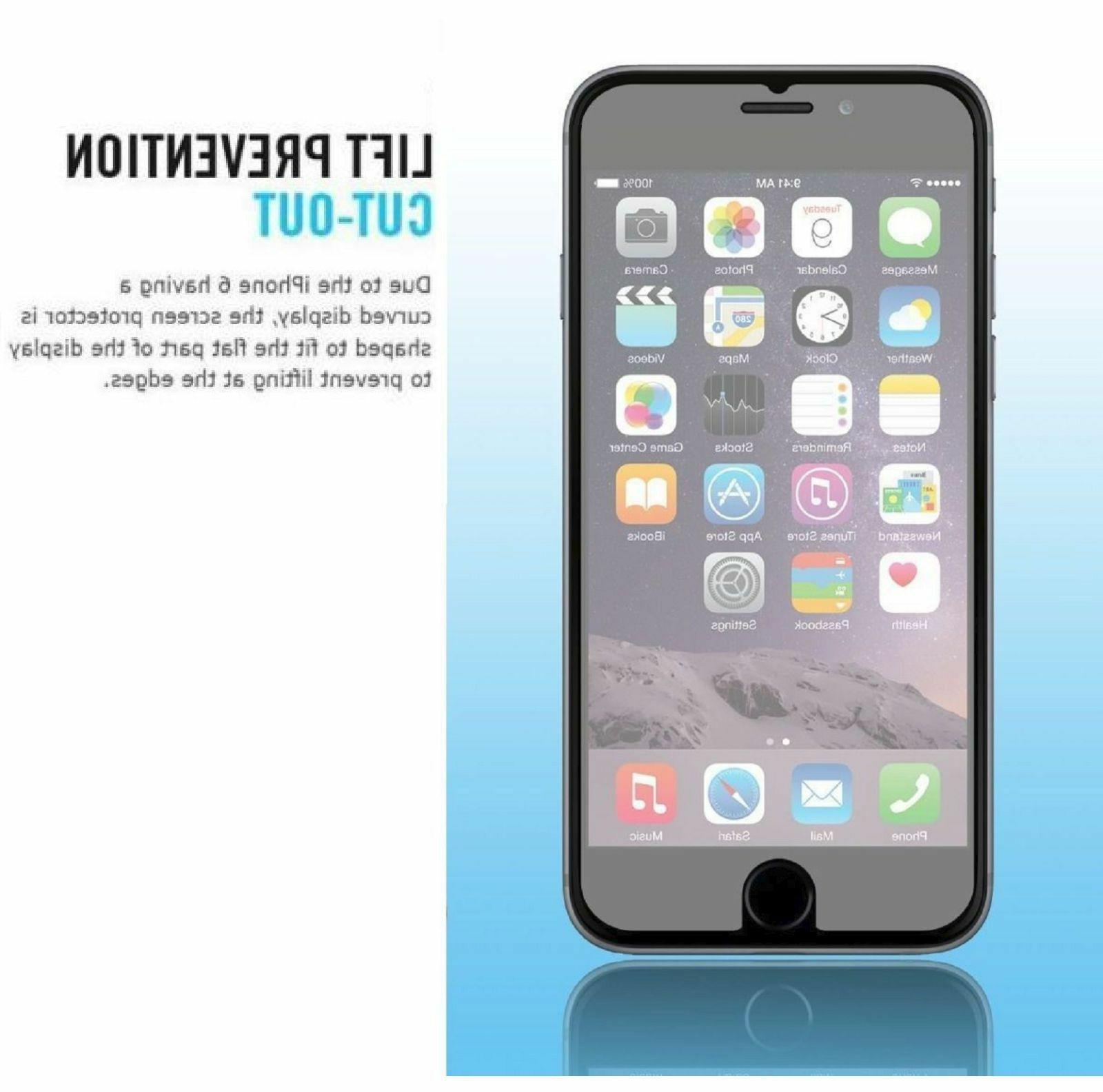 Premium Screen Protector Tempered Glass 5 7 Plus X Xs XR