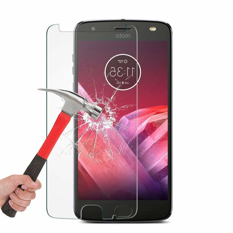 Premium Tempered Glass Protector For Z2 Z2