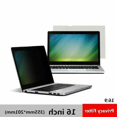 Privacy Filter Protector in Laptop