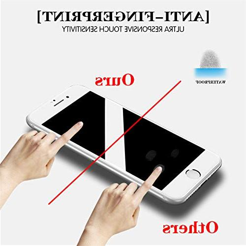 EasySo Screen for iPhone iPhone iPhone 6, Tempered Screen 4.7 Anti-Scratch