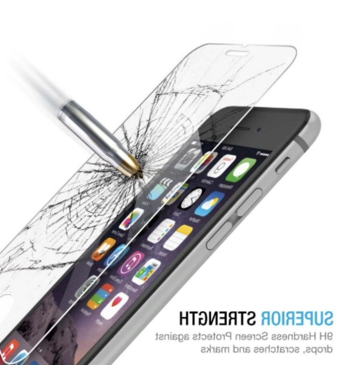 Real Tempered Glass Protector Premium For iPhone