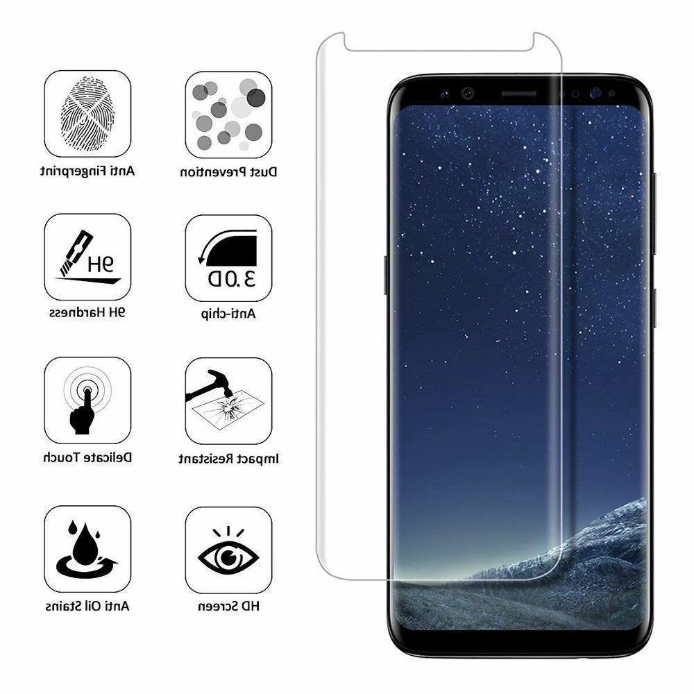 S-Tech Case Friendly Glass Samsung