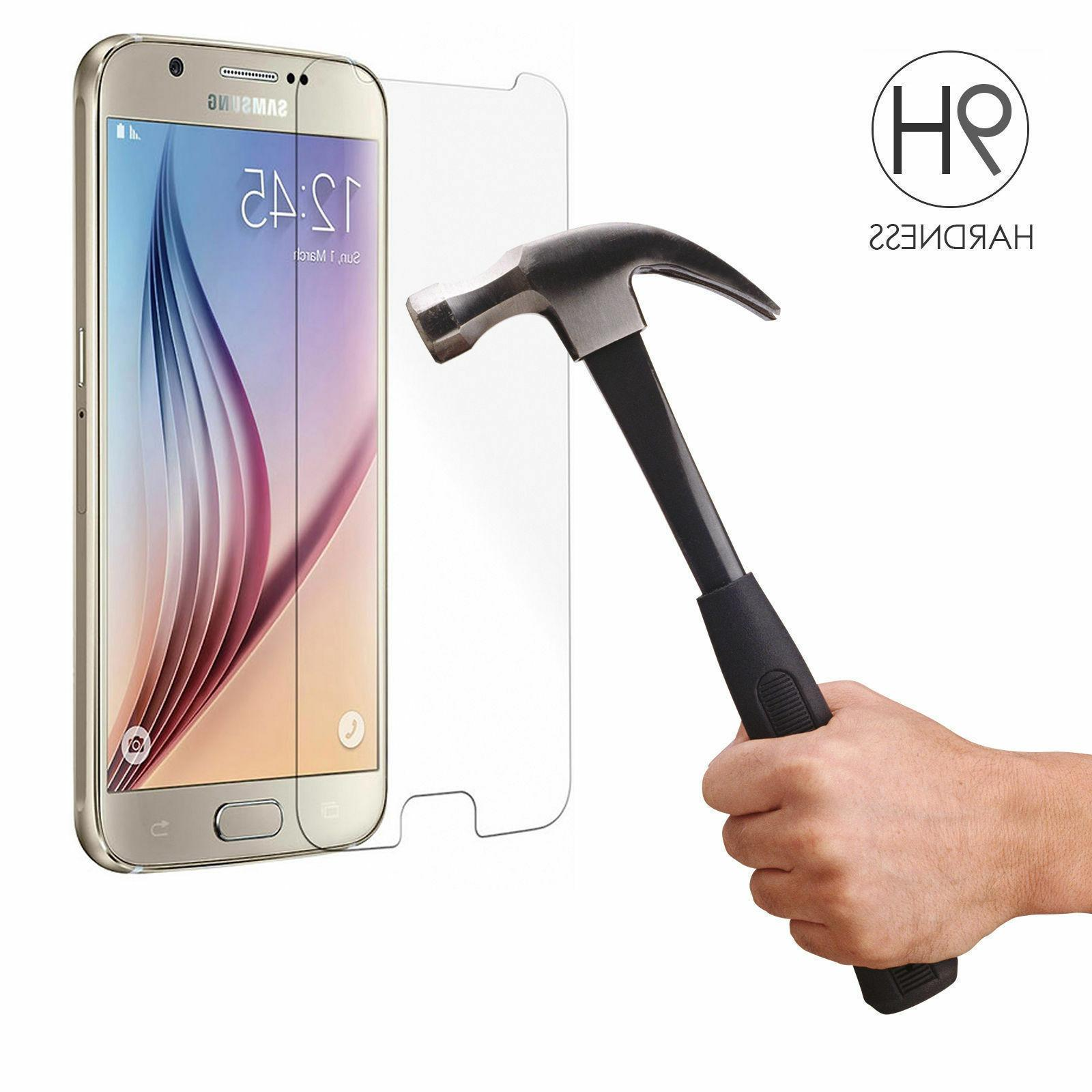 For Galaxy Screen Protector HD Shock Proof New