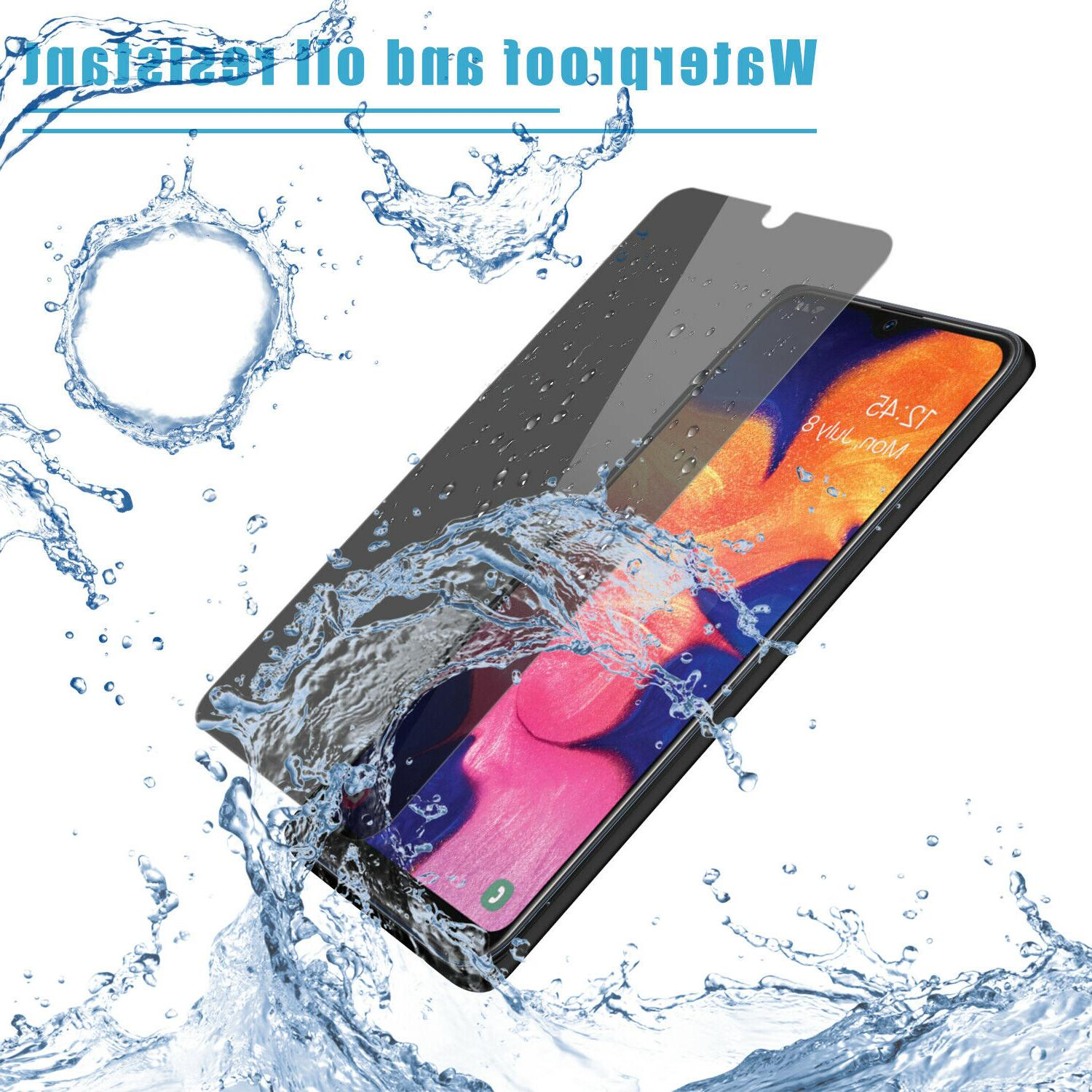 For Samsung Galaxy Privacy Glass Screen Protector