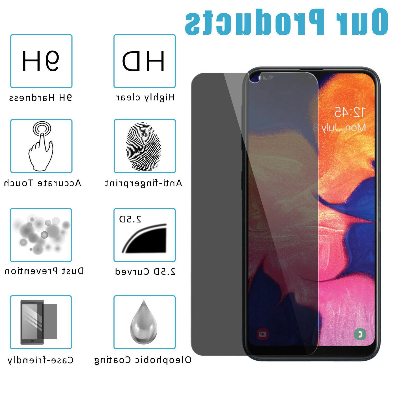 For Samsung Privacy Glass Screen