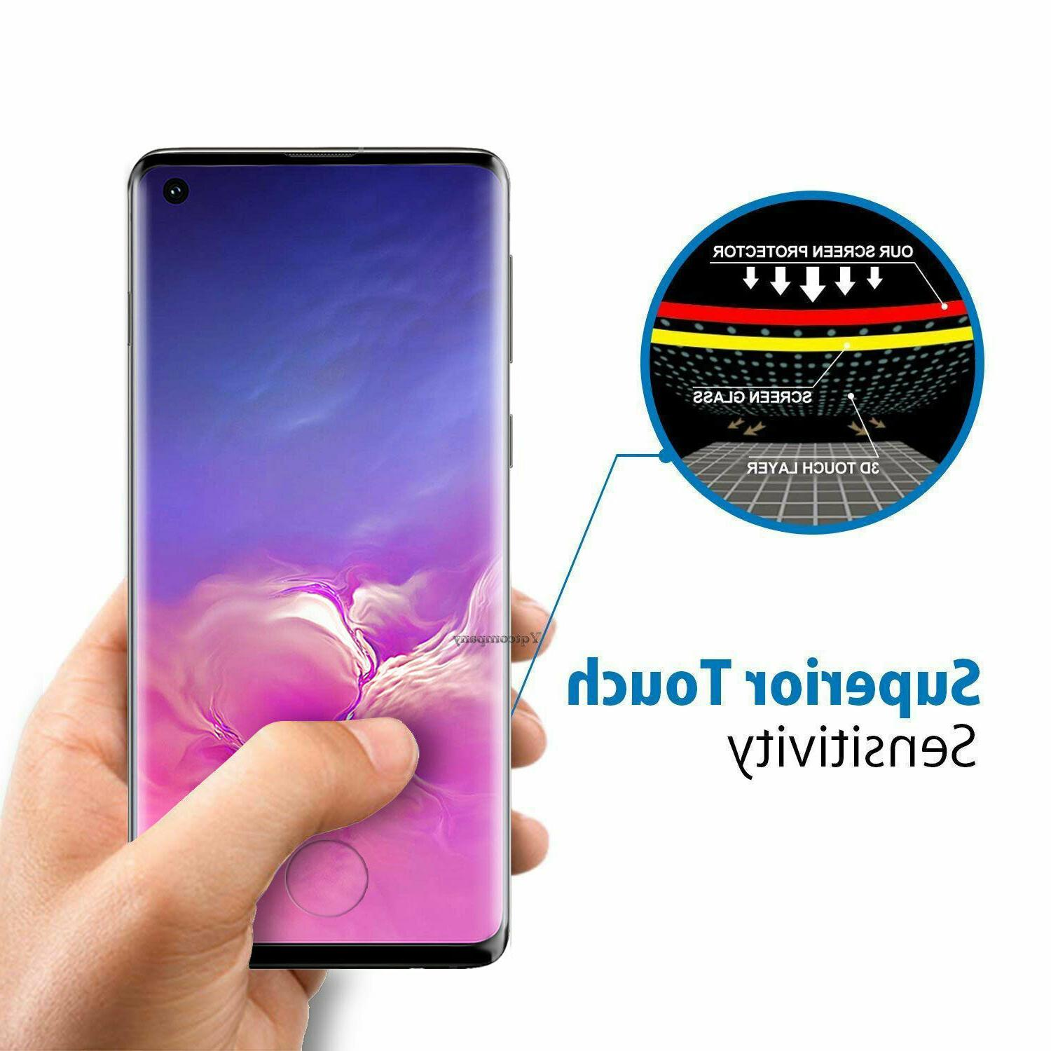 Samsung 10+/S10e Full Glass Screen