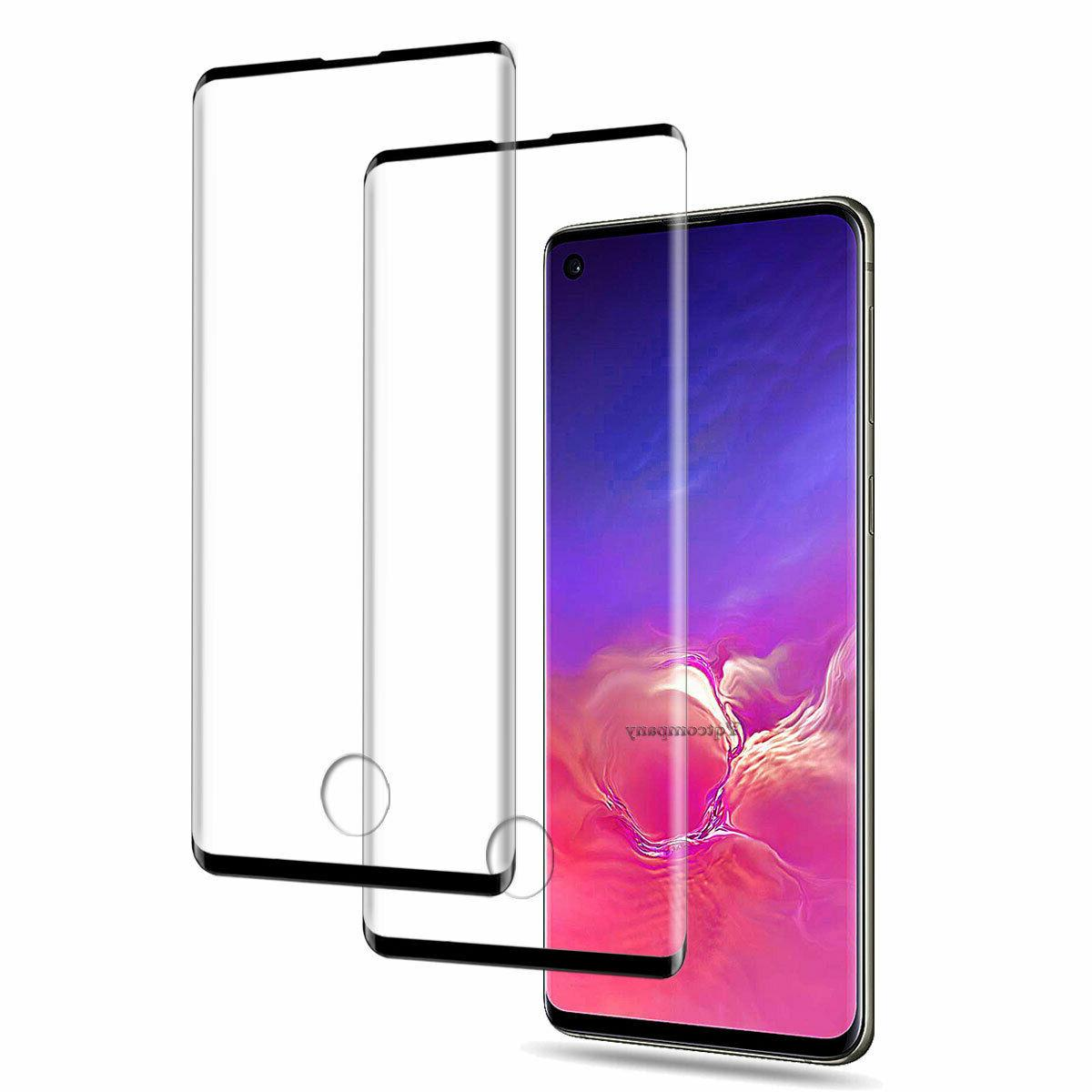 Samsung Galaxy S10 Plus/Note 10+/S10e Full Glass Screen Protector