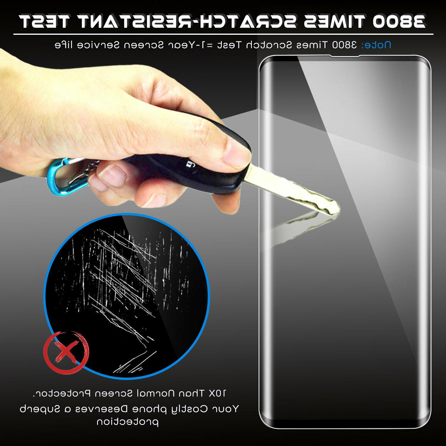 For Samsung Plus/S10 Tempered Glass Protector 9H