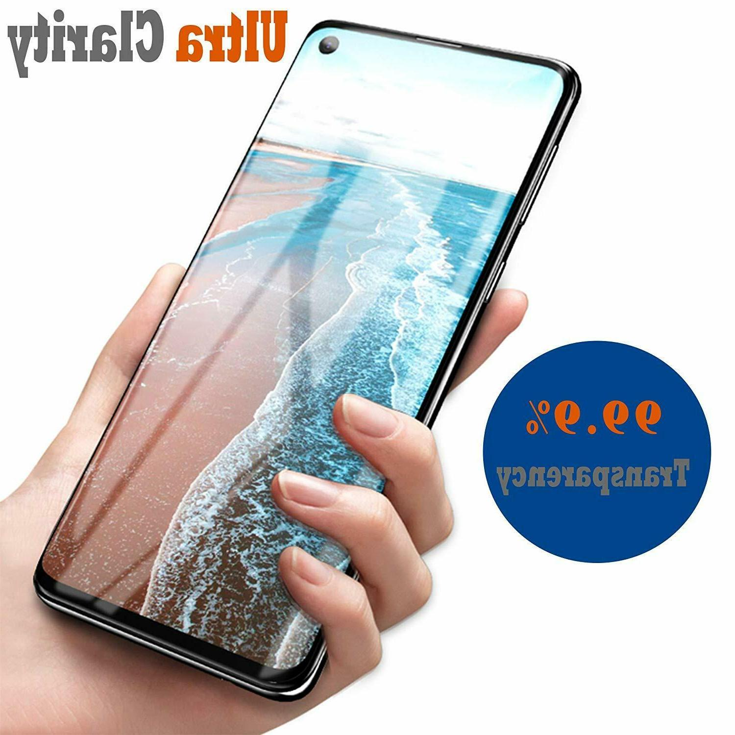 Samsung Galaxy S10 Plus Full Cover Screen Protector