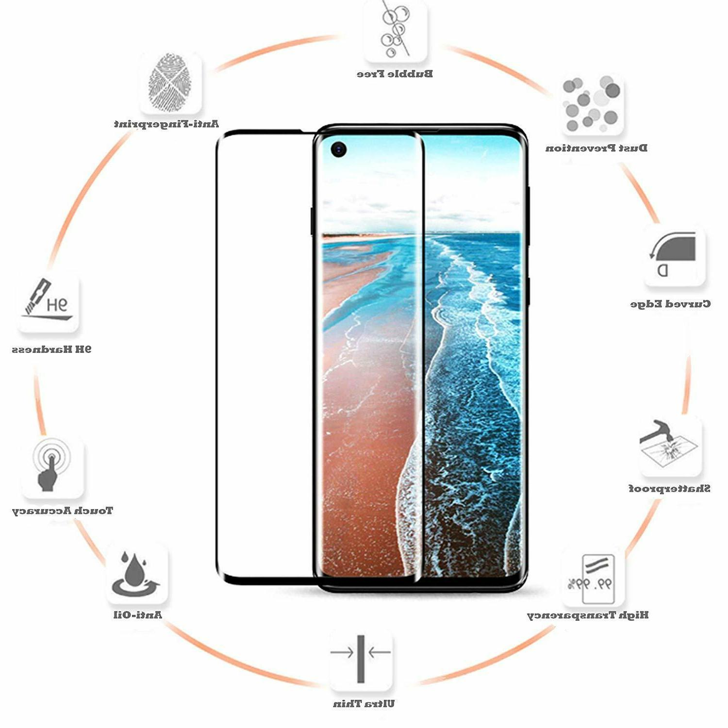 Samsung S10 / S10 Full Cover Screen Protector