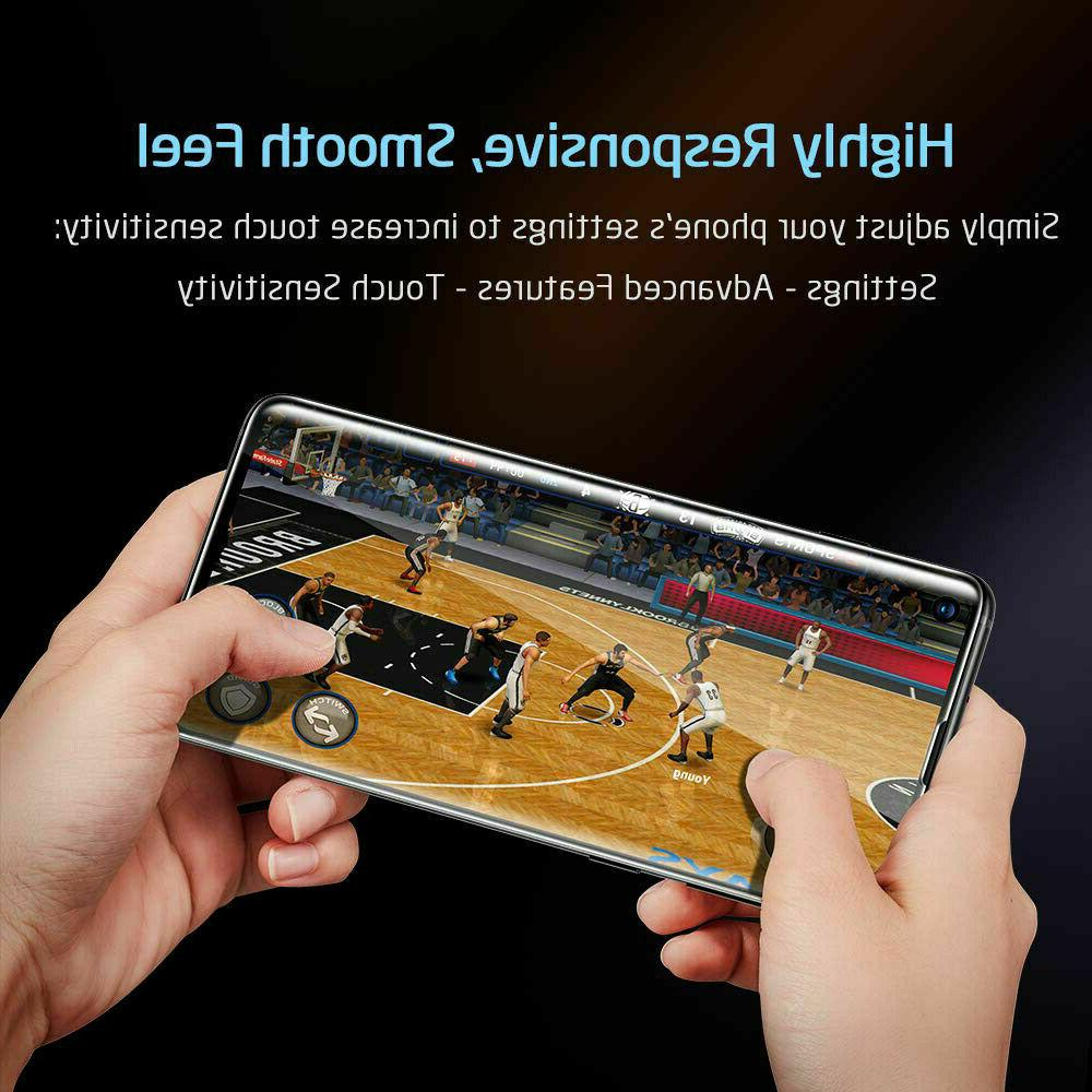 S10 Cover 3D Glass Screen Protector