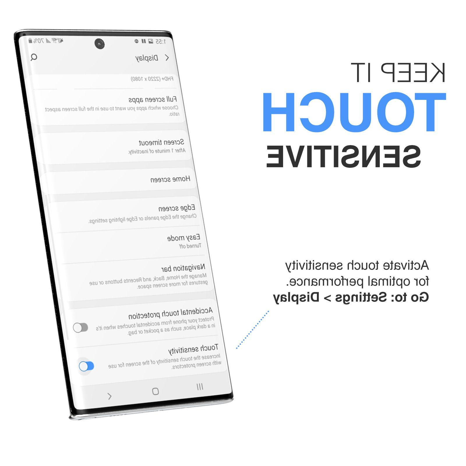 Samsung Plus Screen Protector Privacy / UHD Tempered