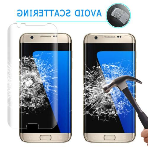 For S6 Tempered Glass Screen