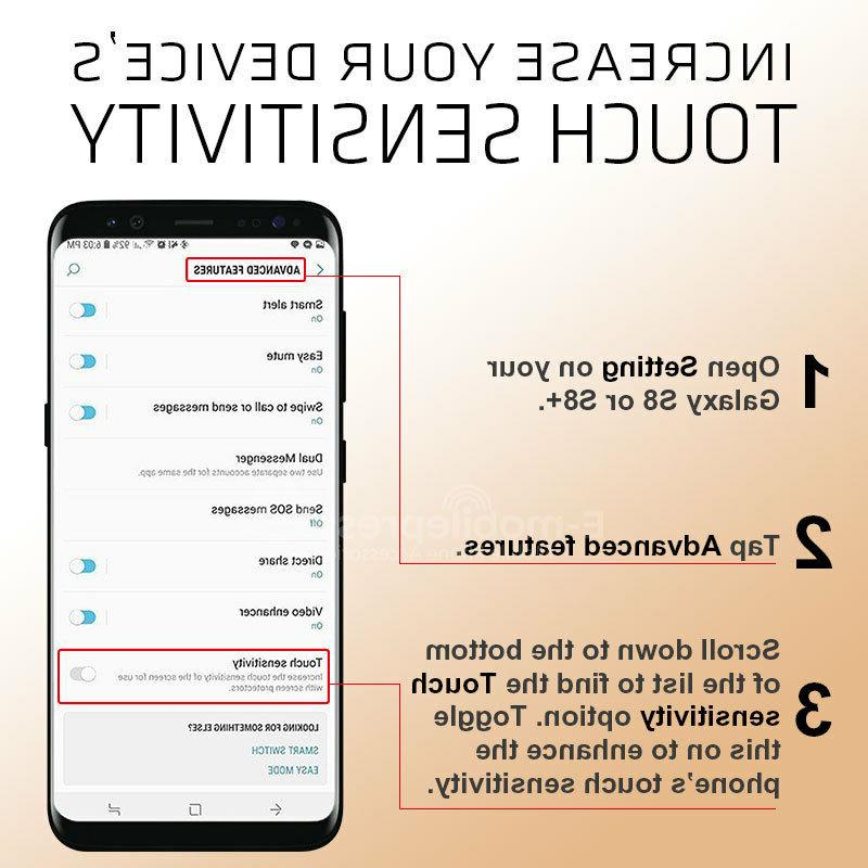 For Samsung Tempered Glass Protector