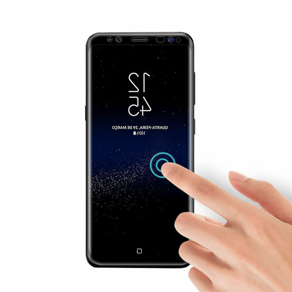 Samsung Galaxy S8 S8 Plus Note 4D Full Glass Screen Protector