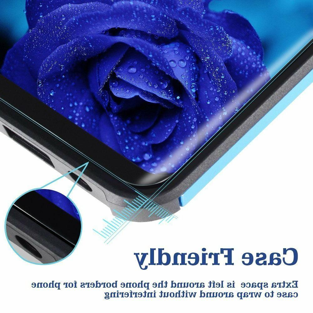 For Samsung / S8 Plus Tempered Glass Screen Protector - CASE FRIENDLY