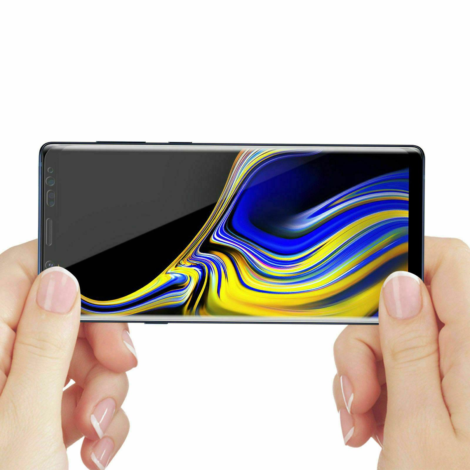 Samsung S9 Plus 4D Full Glass Screen Protector