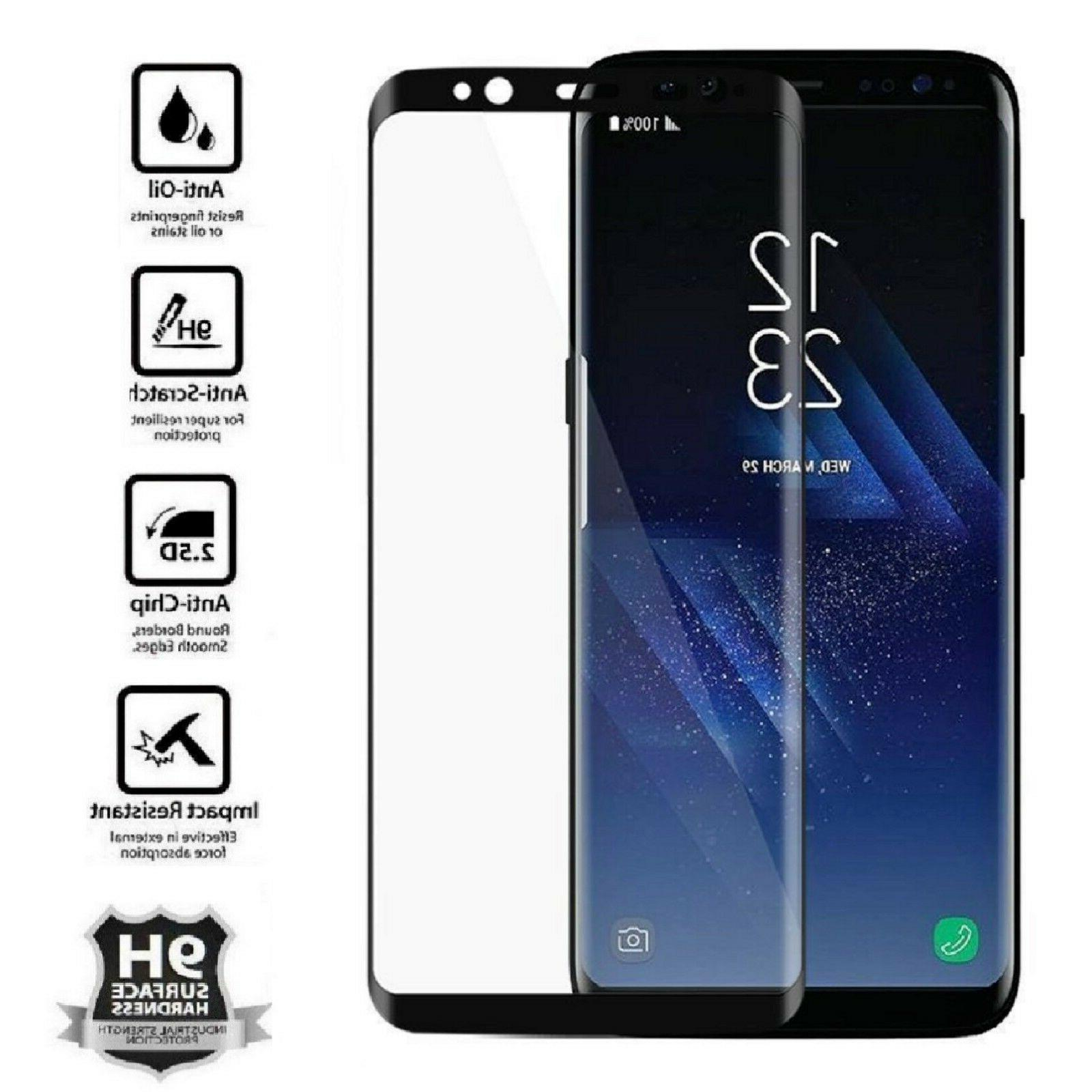 For S8 8 9 10 Cover Tempered Glass