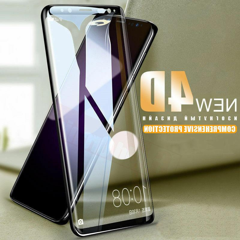Case Friendly Tempered Glass Screen Protector Samsung Galaxy