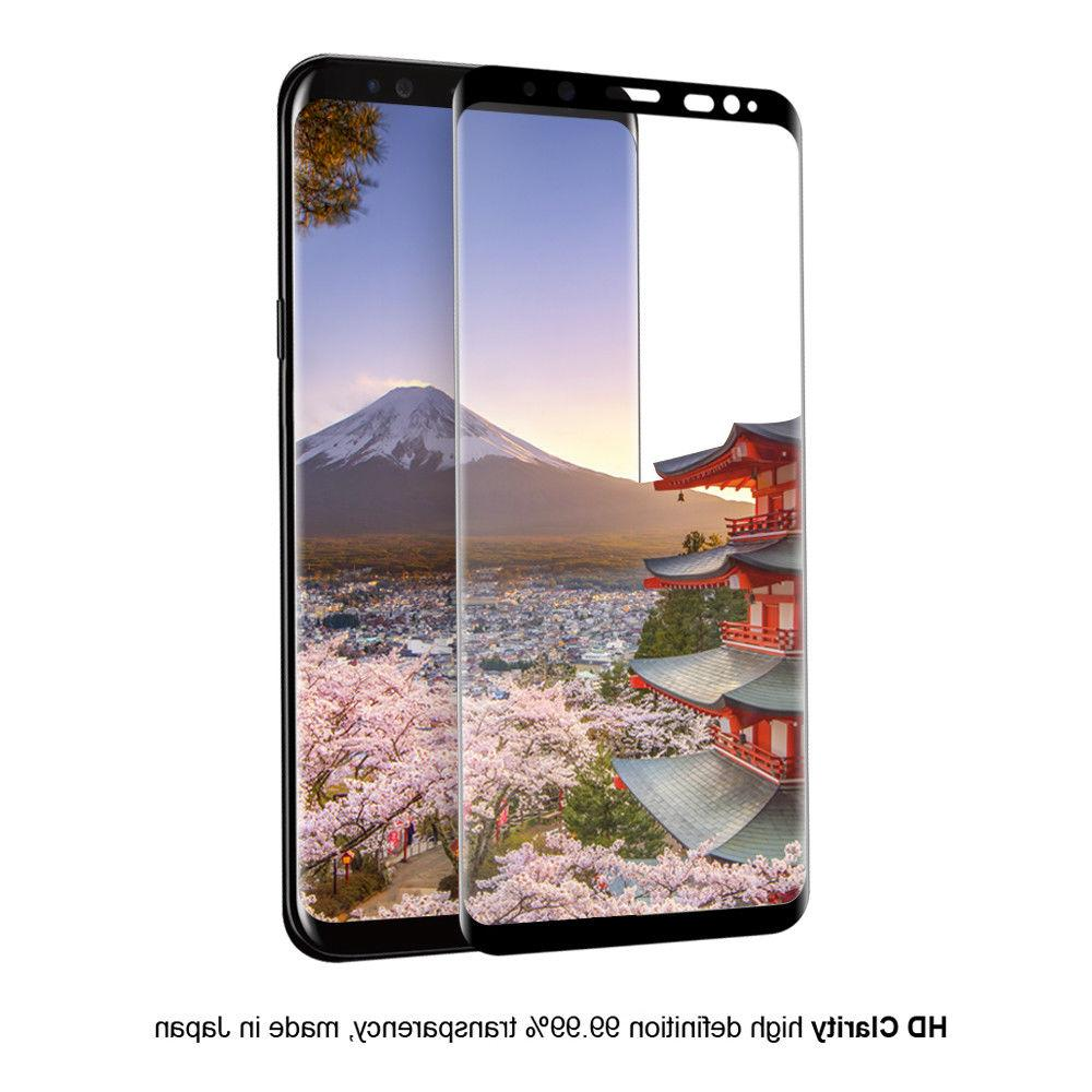 Samsung S8 Plus Note 5D Full Tempered Screen
