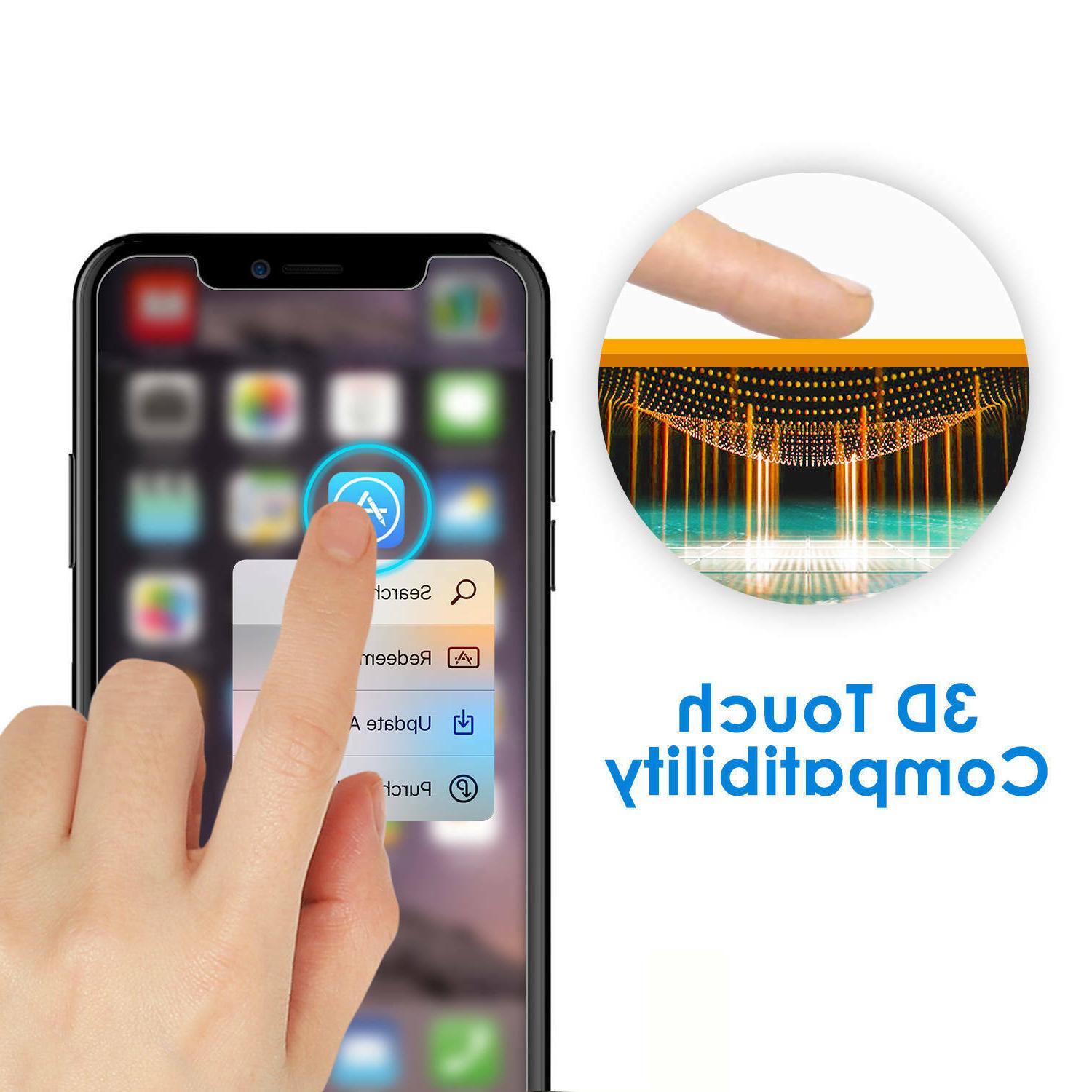Screen Protector iPhone XS Glass Pack JETech