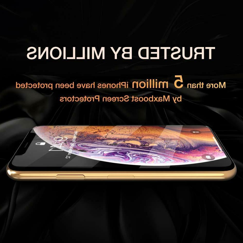 Maxboost Protector iPhone Xs,X Glass