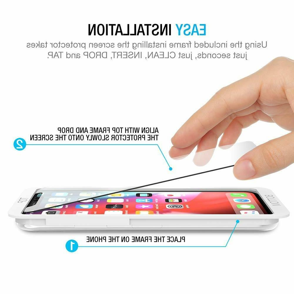 Maxboost Screen Protector iPhone Xs,X 0.25mm Glass