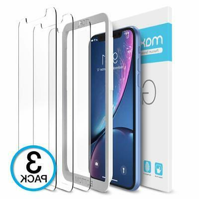 screen protector compatible apple iphone xr 6