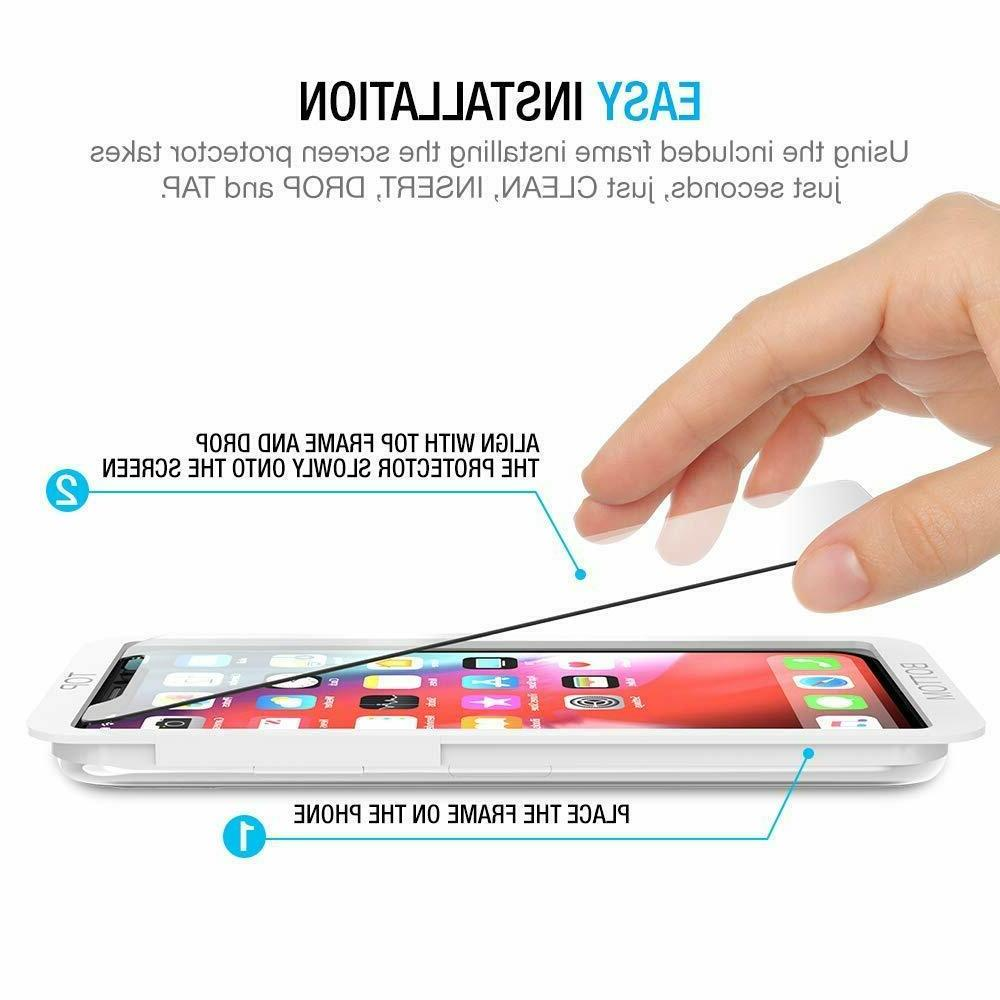 3-Pack Screen Protector Apple iPhone XS Touch