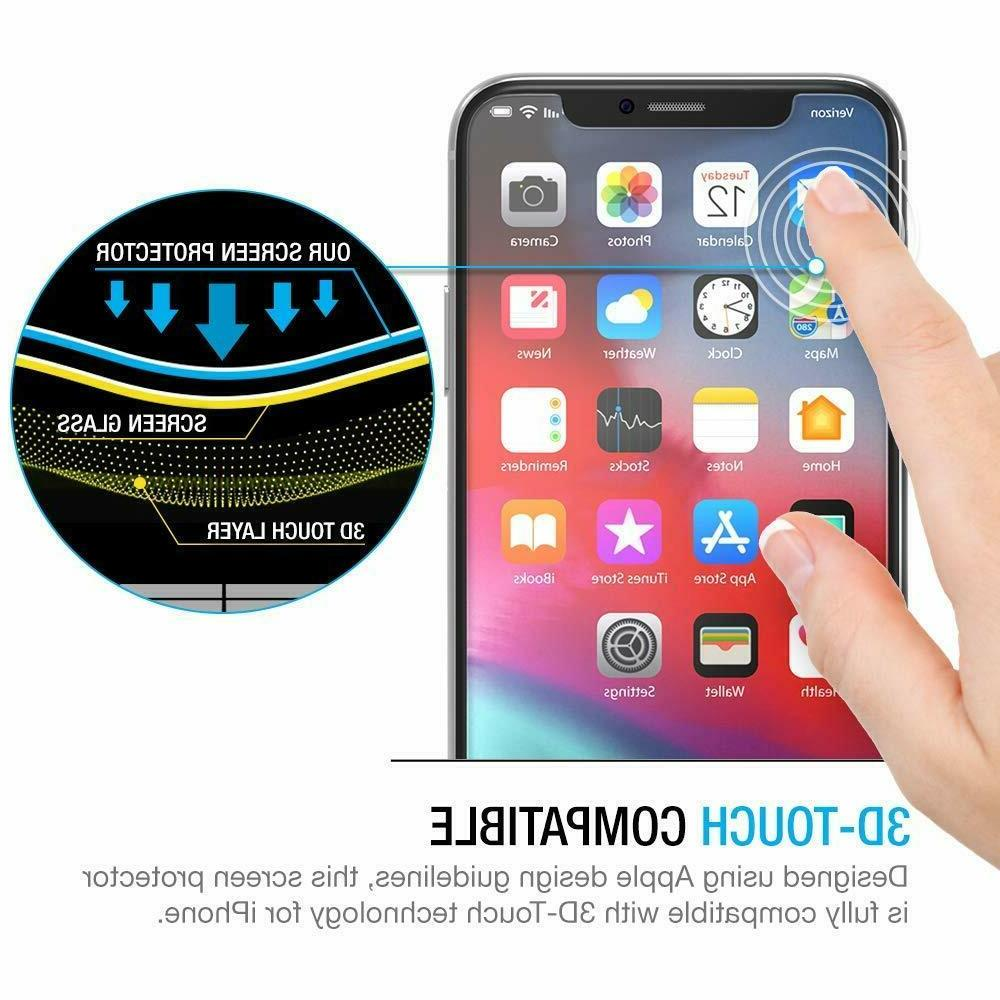 3-Pack Maxboost Screen For iPhone 3D Touch
