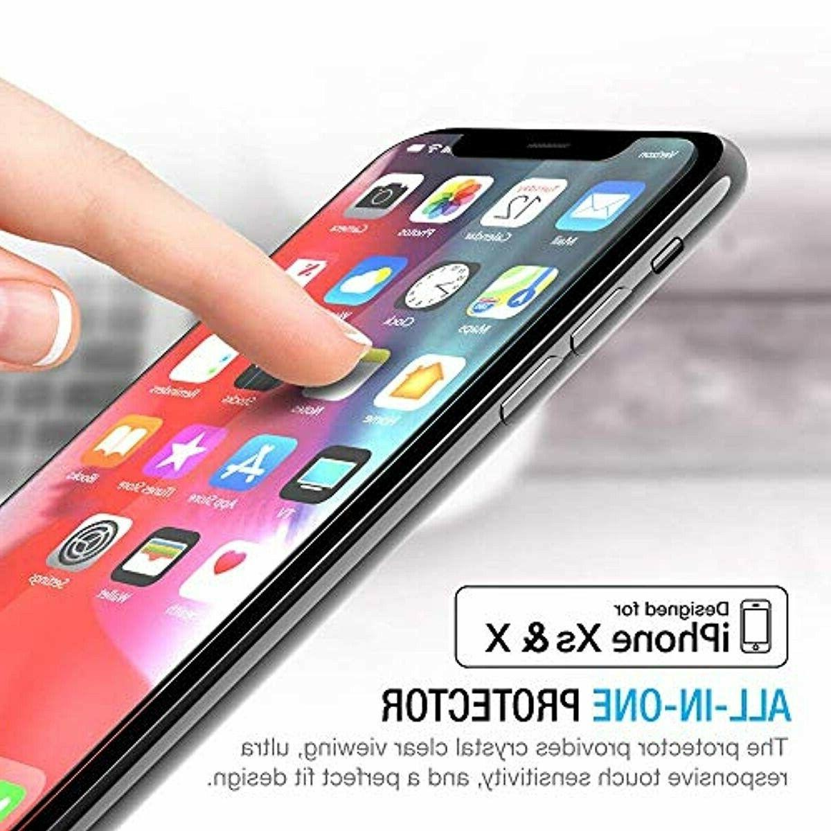 Tempered Glass for Apple Xs iPhone