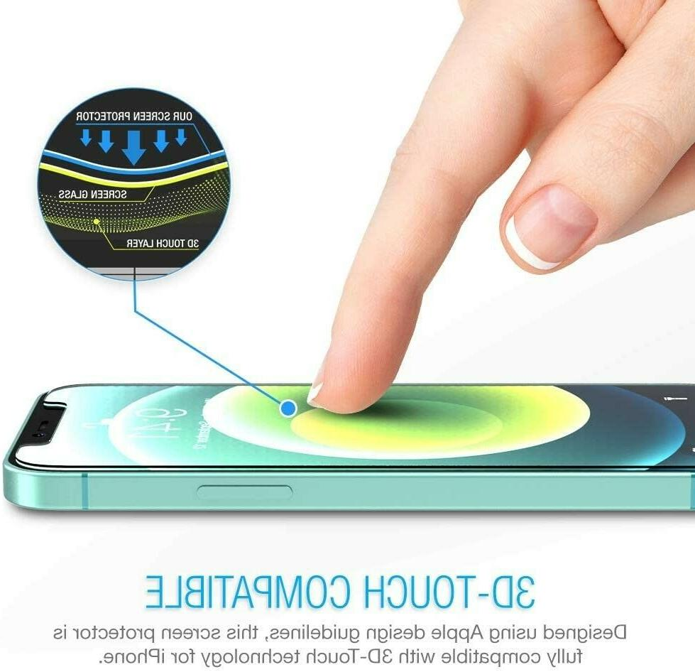 Maxboost for 12 Screen Protector 3 Pak