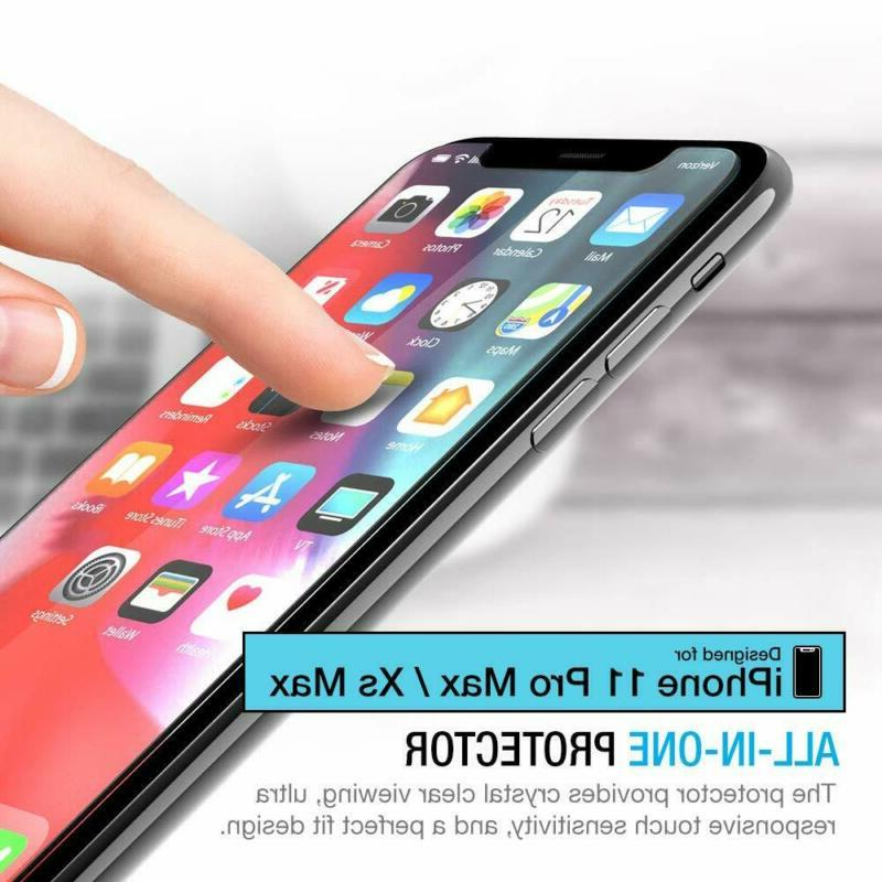 Maxboost Screen Protector for Apple 11 Pro Max Max