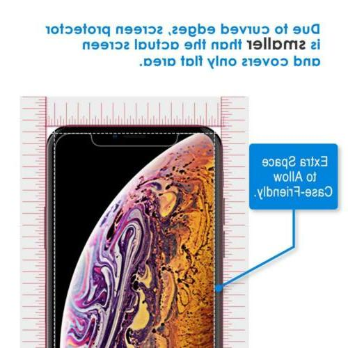 JETech Protector for Apple X Glass