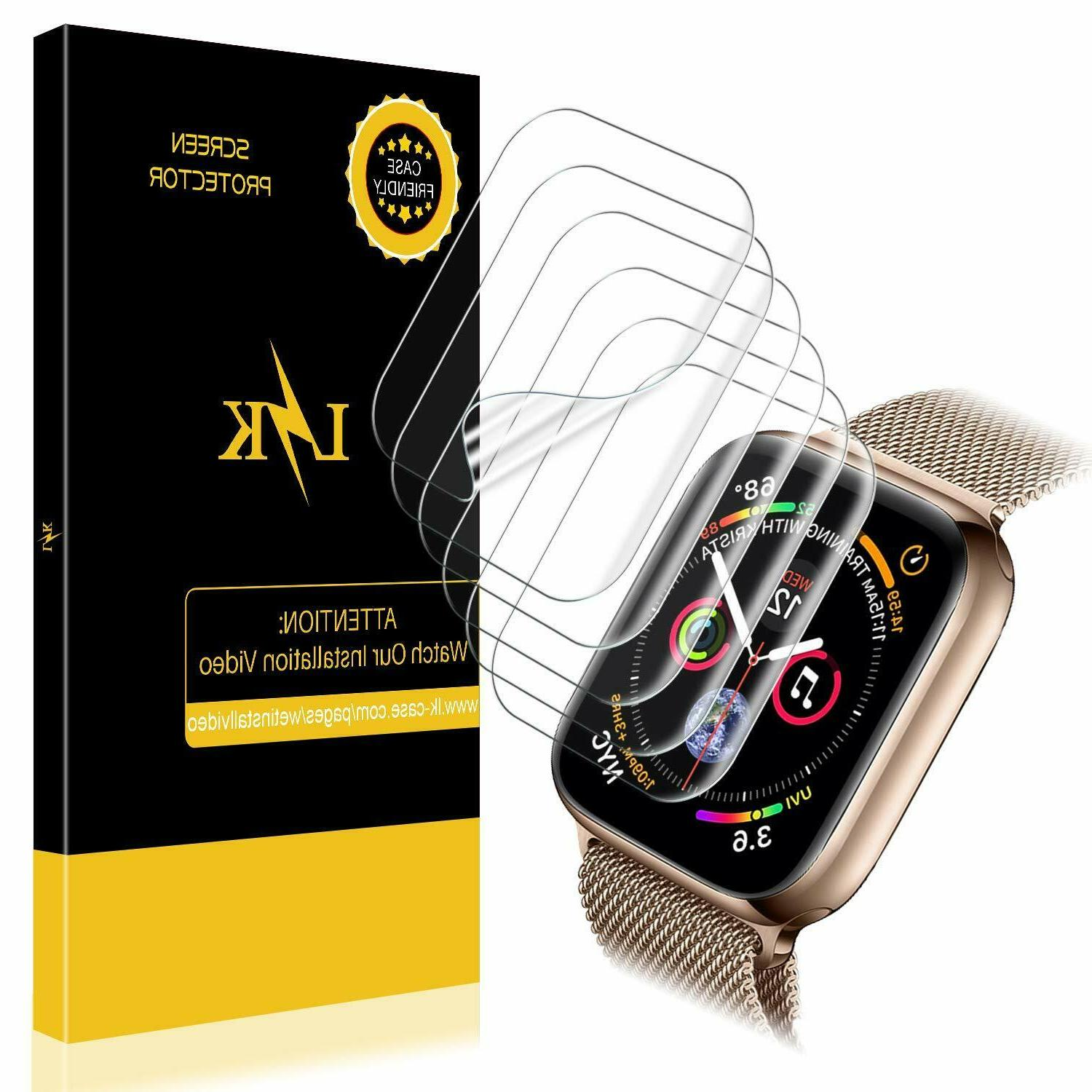 LK Screen Protector for Apple Watch 44mm / 42mm