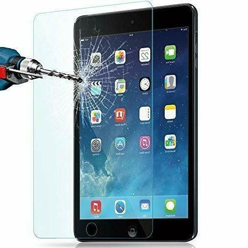 tempered glass screen protector for apple ipad