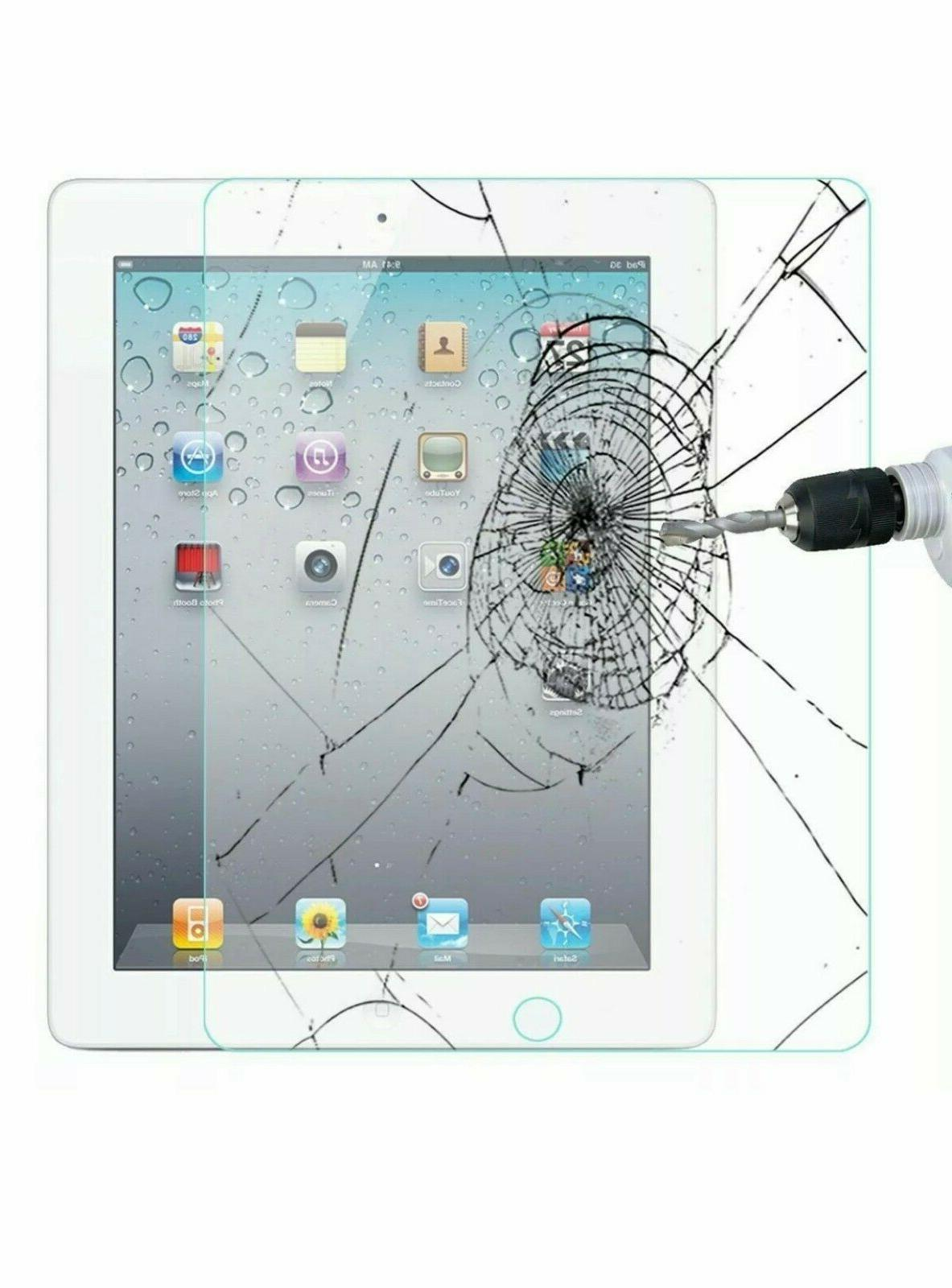 """Tempered Glass For Apple iPad Generation 9.7"""""""