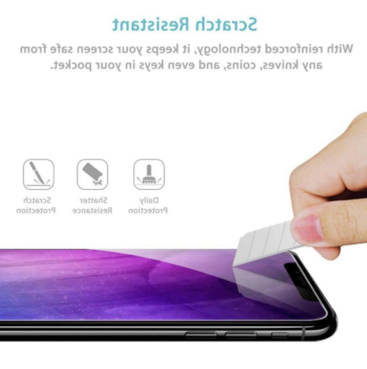 3Pack Real Tempered Glass Protector iPhone XR 11