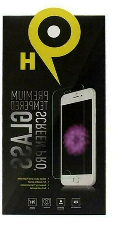 Tempered Glass Screen Protector For iPhone Full Coverage