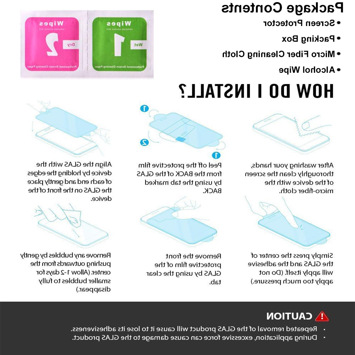 Tempered Protector For Wireless