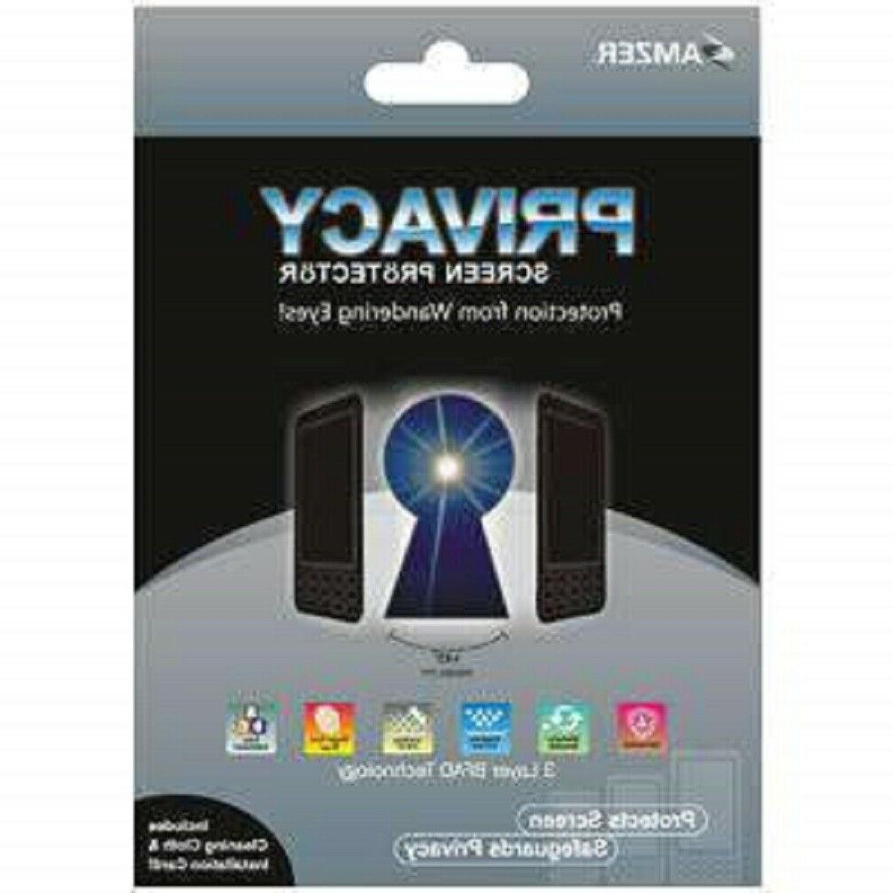 universal kristal privacy screen protector shield